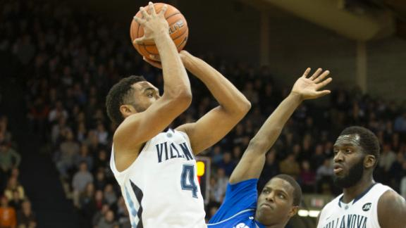 Villanova Crushes Seton Hall