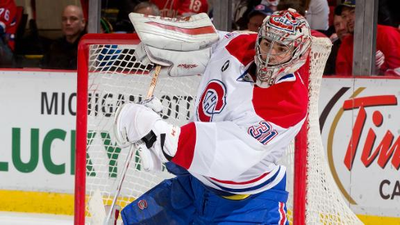 Video - Canadiens Blank Red Wings