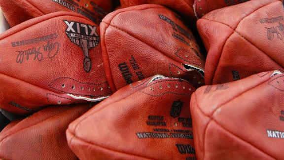 Pats Staffer Gave Unapproved Ball To Official