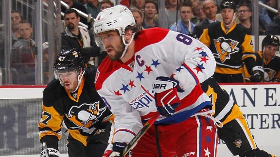 Video - Capitals Take Down Penguins