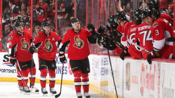 Video - Senators Double Up Habs