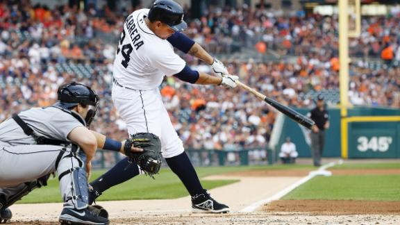 Tigers Hopeful Cabrera Will Be Ready Opening Day