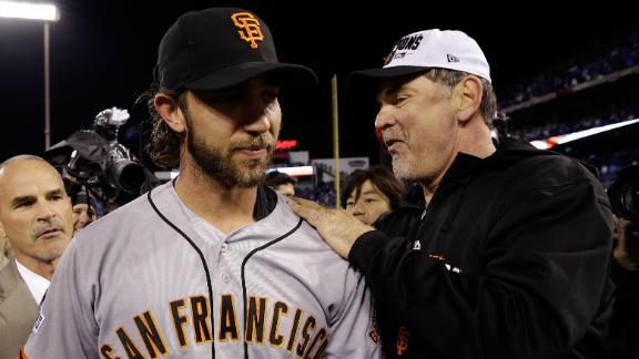 Video - Bochy, Giants Ready To Go