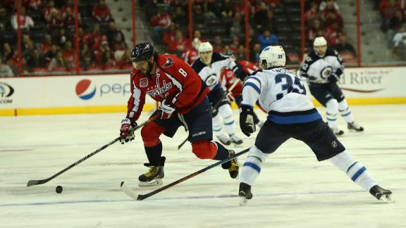 Video - Ovechkin Scores 38th In Win