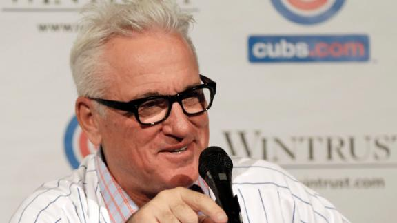 Video - Maddon Relishing High Expectations
