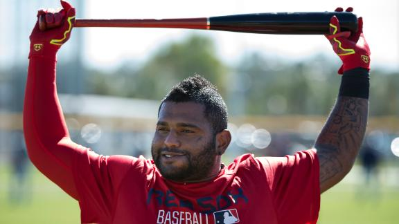 Sandoval On Weight, Photo: 'Let Them Talk'