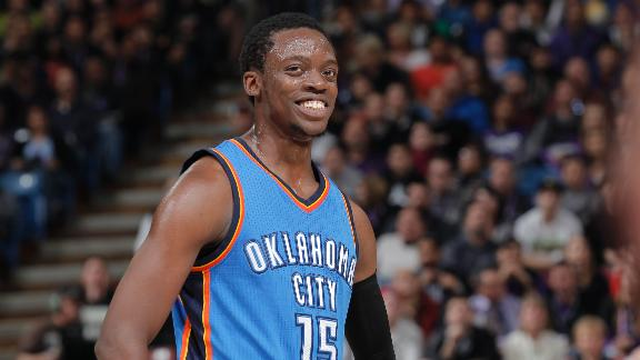 Thunder Trade Jackson To Pistons