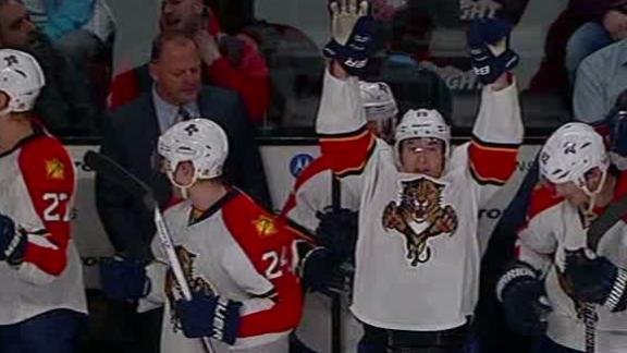 Video - Panthers Win In Shootout