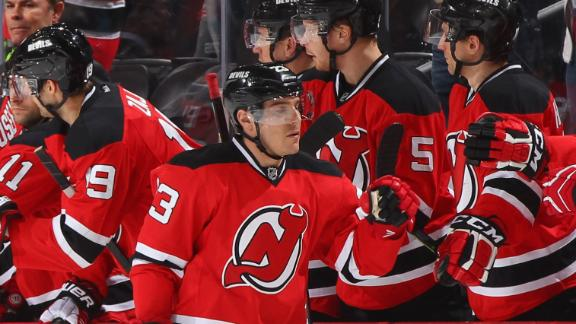 Video - Cammalleri Scores Twice In Devils' Win