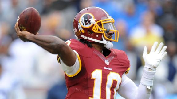 Video - Redskins Need To Set RGIII Up To Succeed