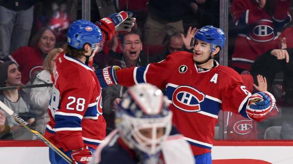 Video - Pacioretty Scores Twice In Win