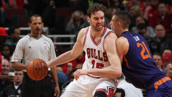 Video - Bulls Fend Off Suns