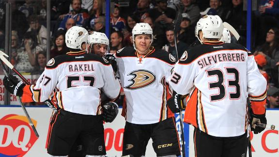 Video - Ducks Edge Oilers