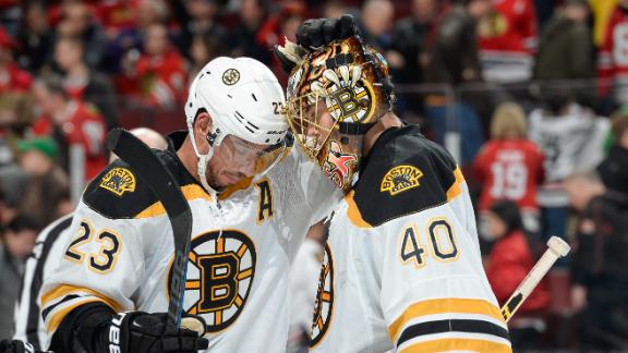 Video - Bruins Snap Six-Game Slide