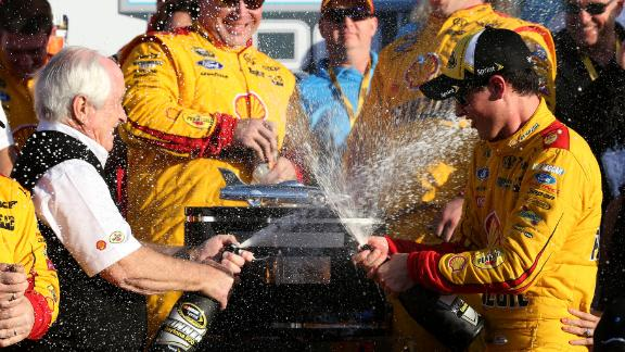 Penske Wins Second Daytona 500 As Owner