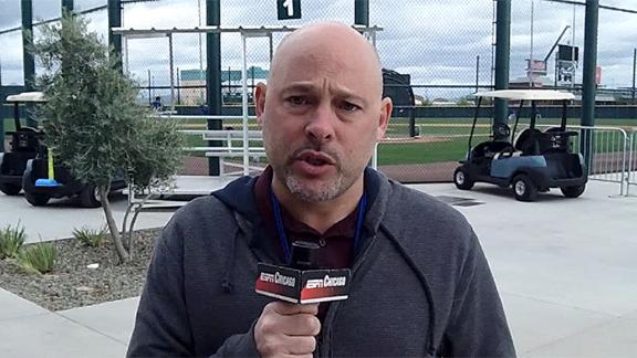 Video - Who Will Be The Cubs' No. 5 Starter?
