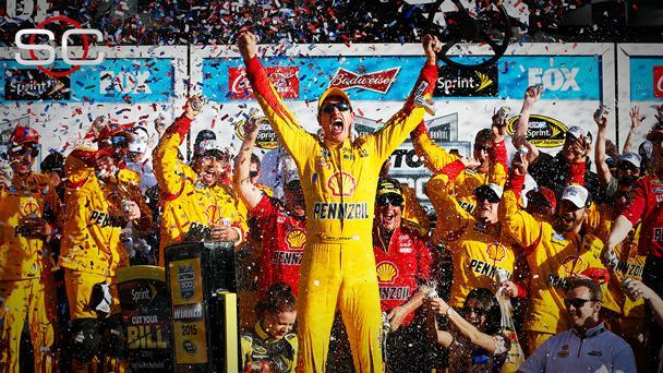 Logano Wins Daytona 500