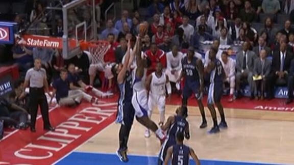 Video - DeAndre Posterizes Marc Gasol