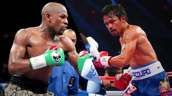 Making The Rounds: Mayweather-Pacquiao Is On