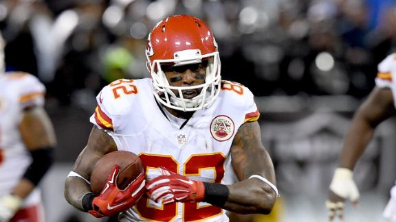 Chiefs Make Moves To Improve At Receiver
