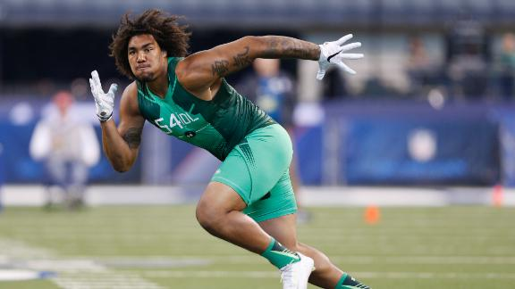 Video - Titans Still Have Shot At Best Player In The Draft