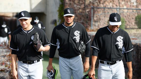 Video - Keys For White Sox In 2015