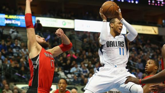 Video - Mavs Pull Away From Raptors