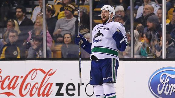 Video - Canucks Edge Bruins