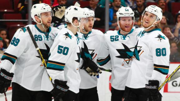Sharks' Needs Before The Trade Deadline