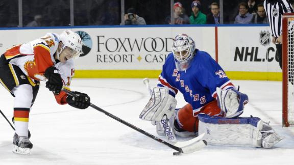 Video - Rangers Blank Flames