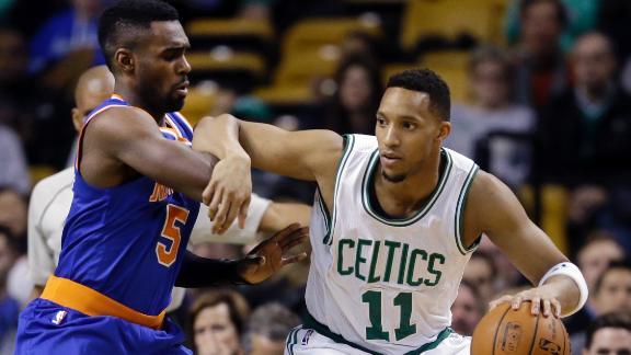 Video - Turner, Celtics Rout Knicks