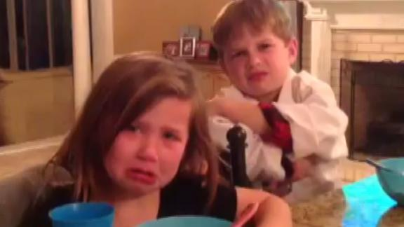 Kids React To D-Lo Leaving Panthers