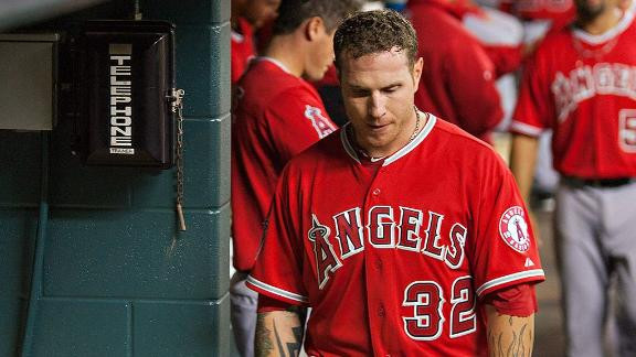 Angels' Hamilton Facing MLB Discipline