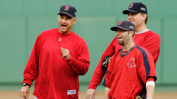 Video - Pedroia, Schilling Clear The Air