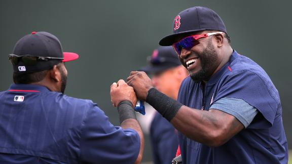 Video - Red Sox Excited For First Day Of Camp