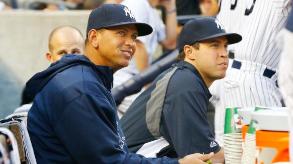 Video - A-Rod Moving To First Base?