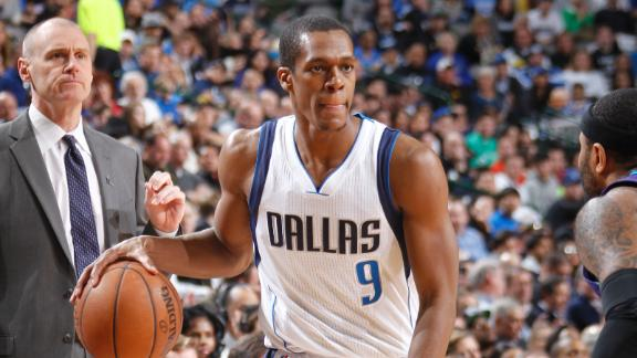 Video - Does Rondo Fit With Mavs, Carlisle?