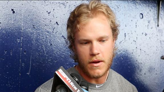 Video - Top Prospect Syndergaard Discusses 2014