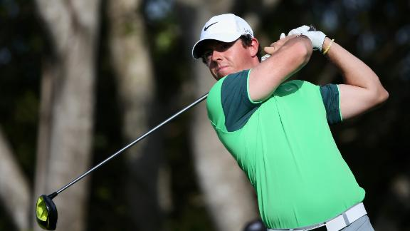 McIlroy Struggles In First Round Of Honda Classic