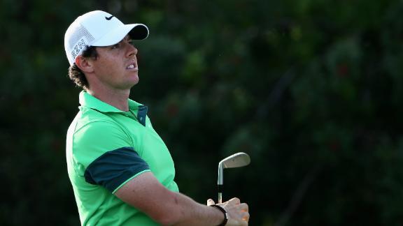 McIlroy Struggles In PGA Tour Return