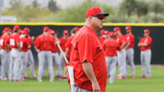 Video - Scioscia On Trout's Progression