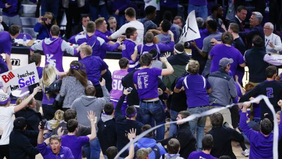 The Most Important Court-Storming Topic