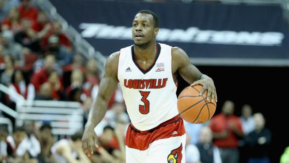 Ex-Louisville Guard Faces Rape Charge