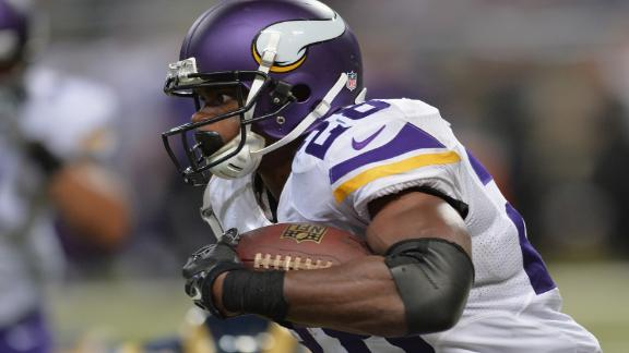 Judge Reinstates Adrian Peterson