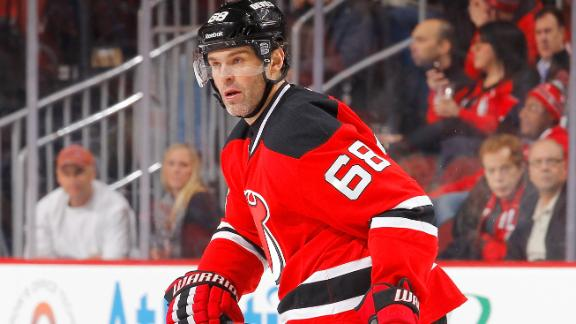 Video - Jagr Traded To Panthers For Draft Picks
