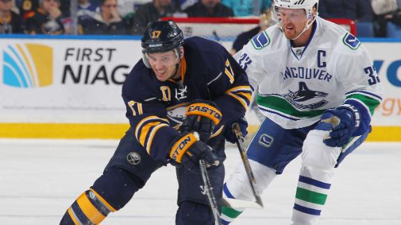 Video - Sabres Double Up Canucks