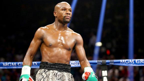 Mayweather Shamed Into Fighting Pacquiao