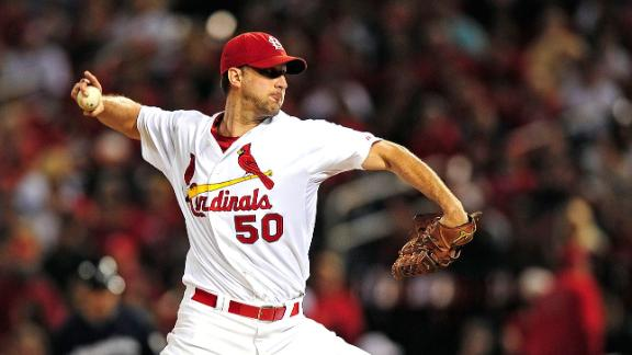 Video - Cardinals Taking Cautious Approach With Wainwright