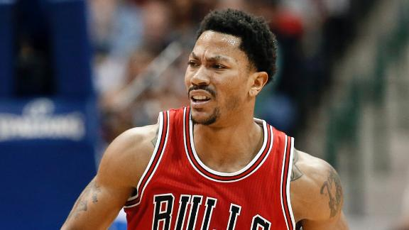 Bulls Anticipate Rose To Return Before Season's End