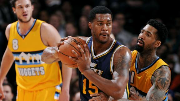 Video - Jazz Cruise Past Nuggets